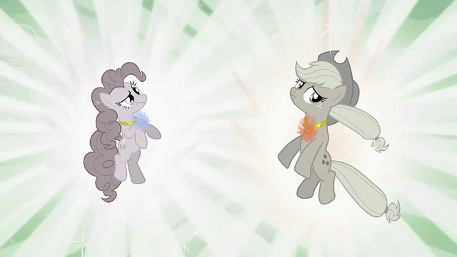 File:Pinkie Pie's necklace and Applejack's necklace activated S2E02.png