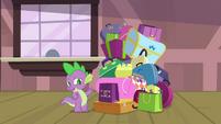Spike 'I'll be a dear' S4E8