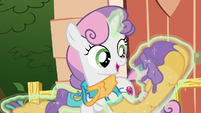 "Sweetie Belle ""it was so much fun!"" S6E4"