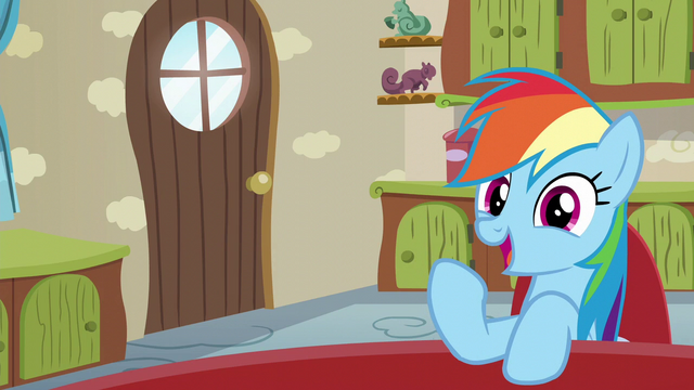 "File:Rainbow Dash ""that's great"" S6E11.png"