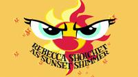 Rebecca Shoichet credit sun flare EG opening