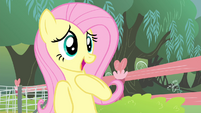 Fluttershy 'I'm one of their biggest fans' S4E14