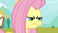 Frowning Fluttershy S2E19
