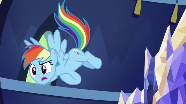 """File:Rainbow Dash """"we're Twilight's best friends!"""" S5E3.png"""