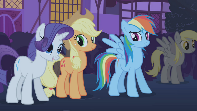 "File:Rarity calling Trixie ""most unpleasant"" S1E06.png"