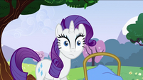 "Rarity ""I did"" S2E03"