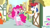 """Pinkie Pie """"I'm gonna need the full rainbow"""" S4E12"""