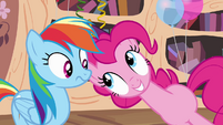 "Pinkie Pie ""the secret ingredient is"" S4E04"