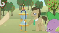 Dr. Hooves The Timer