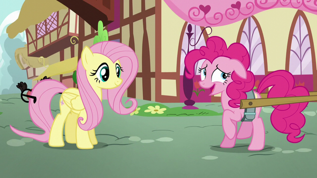 "File:Pinkie ""what a surprise!"" S5E19.png"