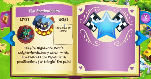 File:The Shadowbolts album Gameloft mobile game.jpg