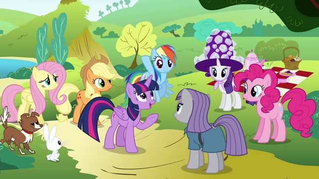 File:Twilight introduces Rainbow to Maud S4E18.png