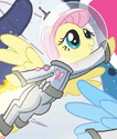 Comic issue 21 Astronaut Fluttershy