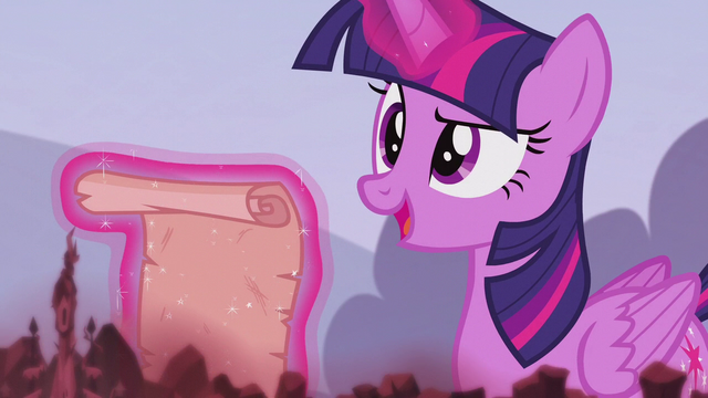 File:Twilight Sparkle has a cunning plan S5E25.png