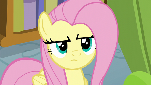 File:Fluttershy disapproves of her brother's actions S6E11.png