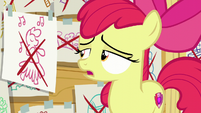 Apple Bloom still a little depressed S6E4