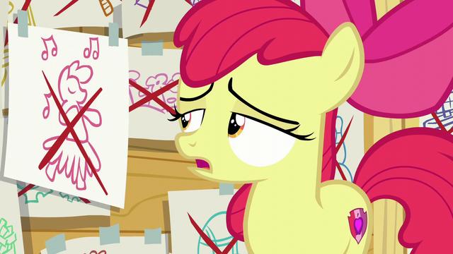 File:Apple Bloom still a little depressed S6E4.png