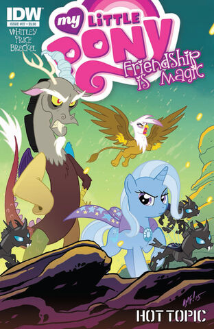 File:Comic issue 37 Hot Topic cover.jpg