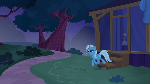 "File:Trixie ""it's not like that!"" S6E6.png"