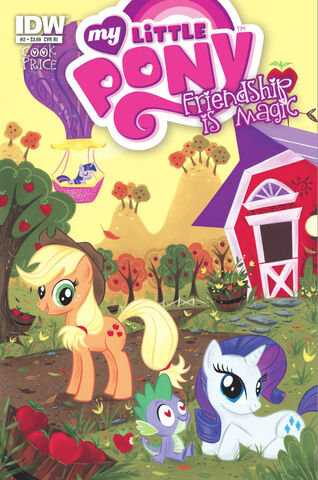 File:My Little Pony comic issue 2 cover RI-A.jpg