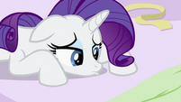 Rarity depressed S2E03