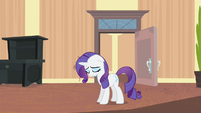 Rarity depressed S4E08