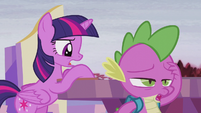 "Twilight ""figure it out before it's too late"" S5E25"