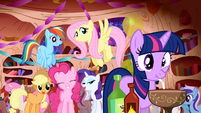 Twilight shocked S01E01
