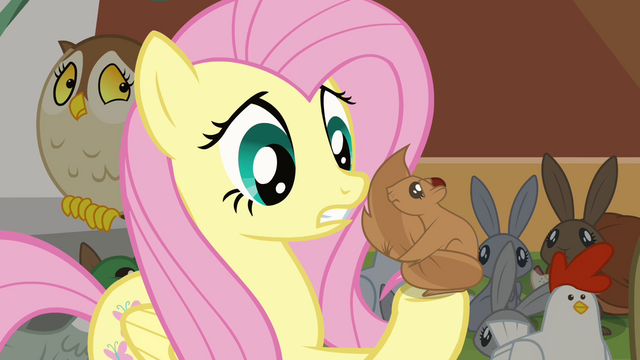 File:Fluttershy talking to Squirrel S4E01.png