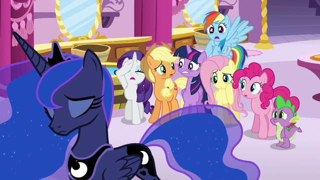 "File:Rainbow Dash ""that does sound bad!"" S5E13.png"