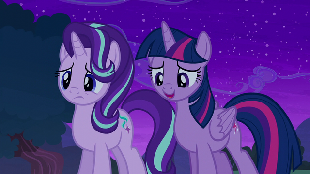 "File:Twilight ""she's the real thing"" S6E6.png"