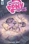 Comic issue 40 cover RI