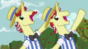 Flim Flam hooves outstretched S02E15
