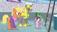 "Spike ""I'm... not sure"" S4E24"