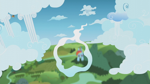 File:Rainbow Dash flying around the bend S5E25.png