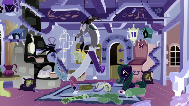 "File:Opposite Discord ""I want to hang out with Spike and Big Mac!"" S6E17.png"