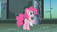 Pinkie Pie you know what this calls for S01E02
