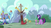 "Discord ""Just snaking around!"" S5E22"