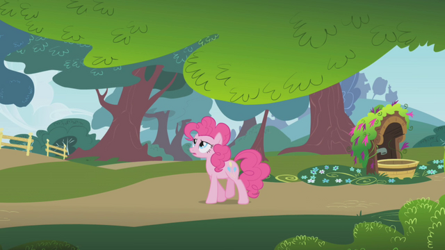 File:Pinkie Pie walking by herself S1E05.png