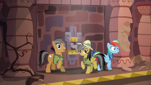 File:Rainbow, Quibble, and Daring reach the inner sanctum S6E13.png