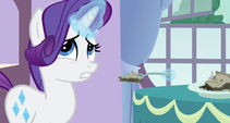 Rarity ok ok do this S3E9