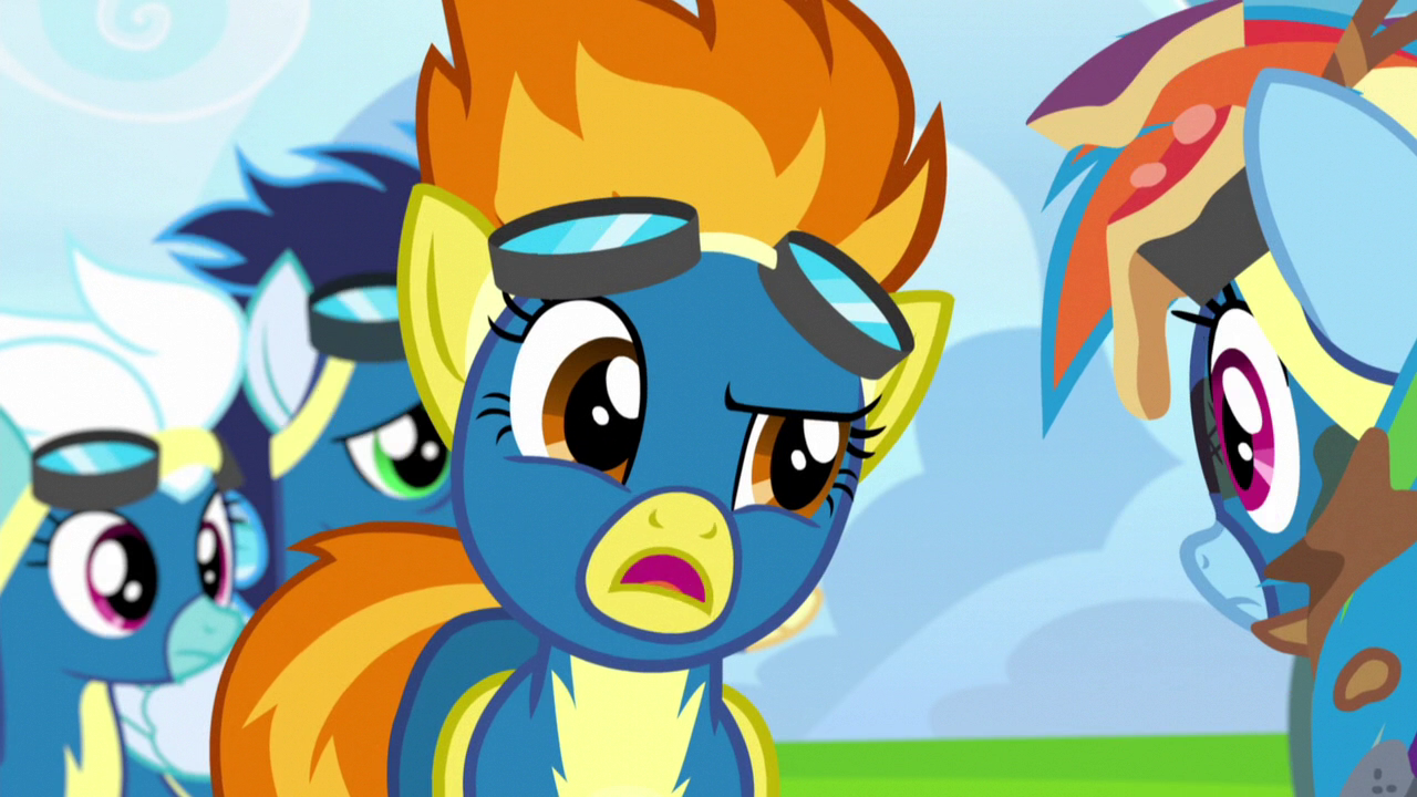 """Image - Spitfire """"you forgot rule number one"""" S6E7.png ..."""
