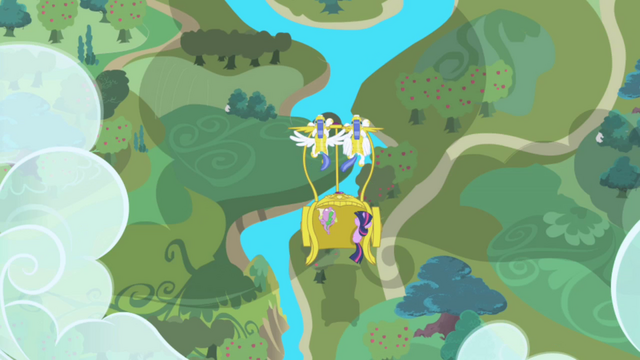File:Twilight and Spike go to Ponyville S1E1.png