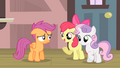 Apple Bloom '...you were gonna miss the train!' S4E05.png