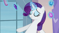 "Rarity ""I can fix it"" S03E12"