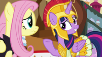 """Twilight """"if you're the one doing the scaring"""" S5E21"""