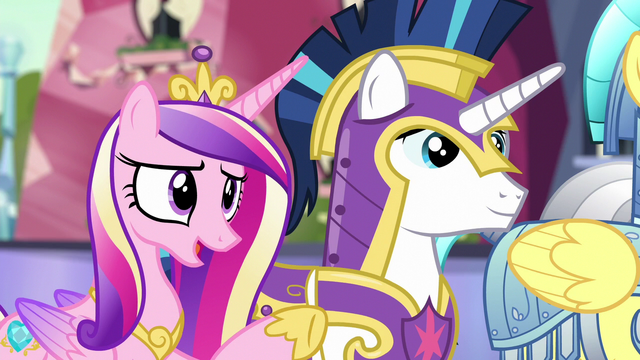 "File:Princess Cadance ""already a big relief"" S6E16.png"