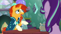 "Sunburst ""big important wizard"" S6E2"