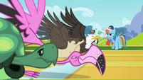 The pet race begins S2E7