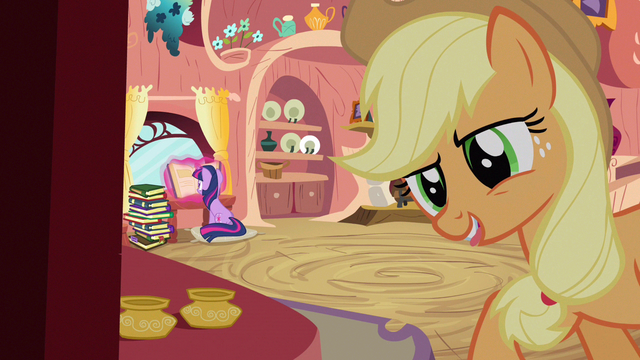 File:Applejack semi-evil intention S3E9.png
